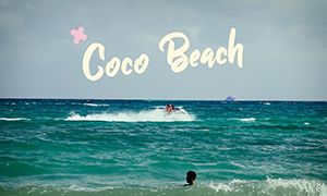 Coco Beach - Top Beaches in the Riviera Maya