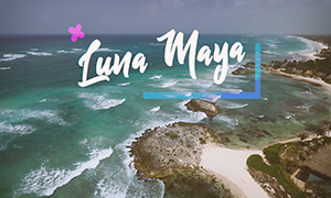 Luna Maya - Top Beaches in the Riviera Maya