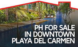 Beautiful Penthouse in the Heart of Playa del Carmen