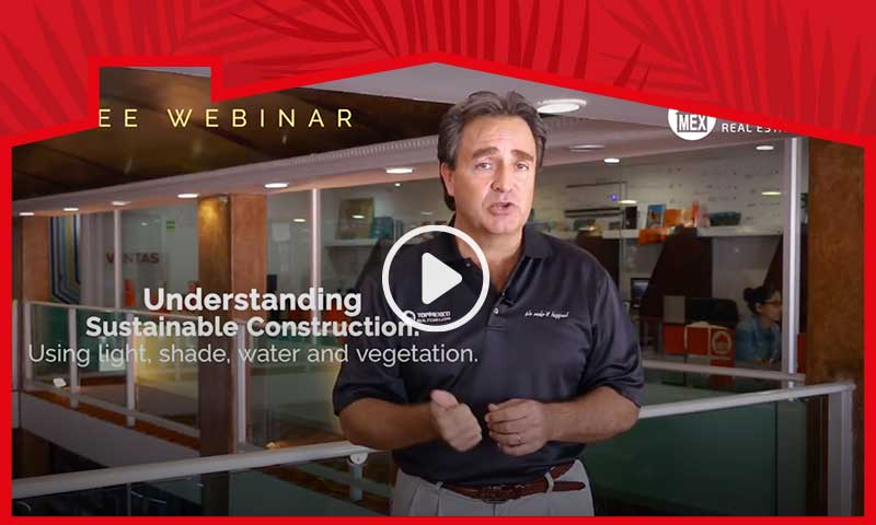 Sign up for our next free webinar – Understanding Sustainable Constr