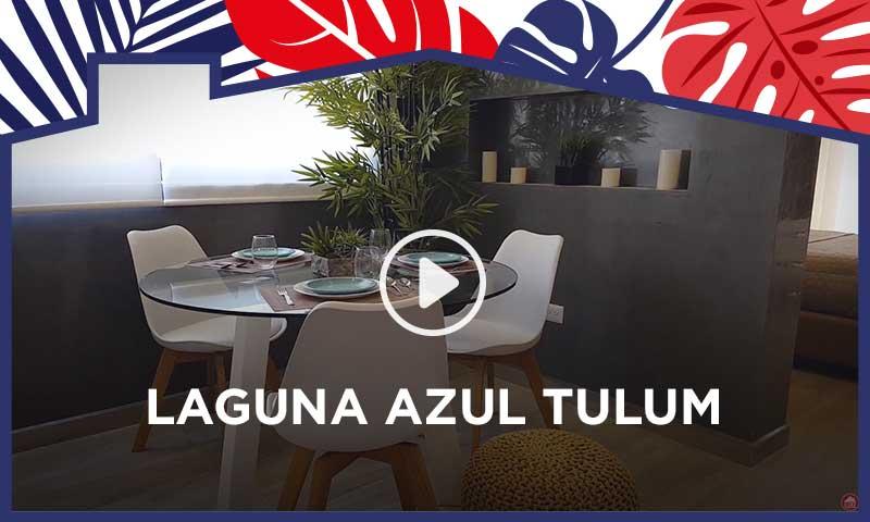 Laguna Azul Tulum – Condos Located in Downtown Tulum