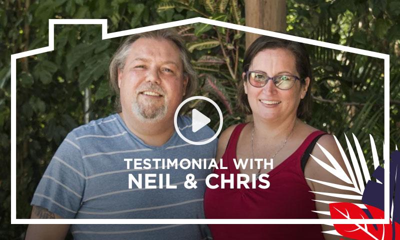 Testimonial with Neil & Chris