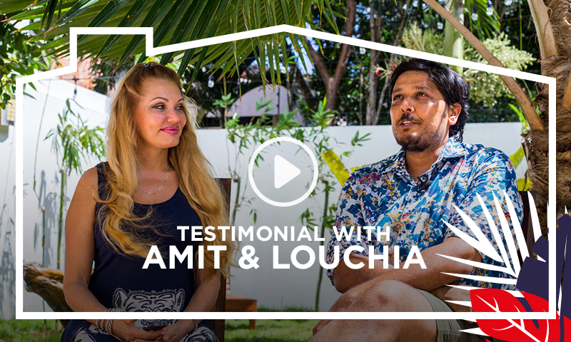 Amit & Louchia - Top Mexico Real Estate Testimonial