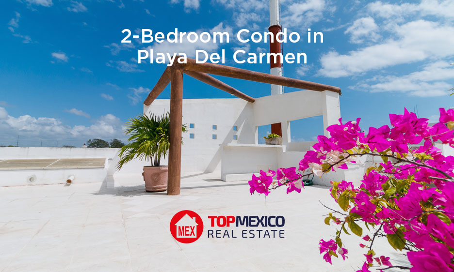 2-bedroom condo in Playa del Carmen