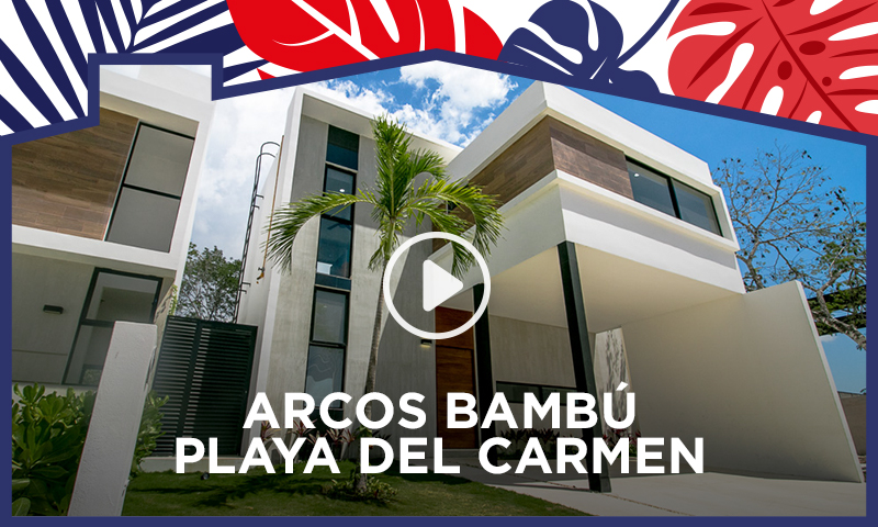 Three-bedroom House , Arcos De Bambu