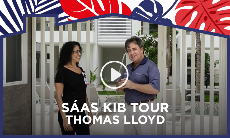 Saas Kib Playa del Carmen Tour - Thomas Lloyd