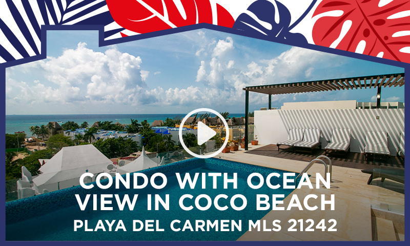 Luxury 2 BR Condo With Ocean View In Coco Beach