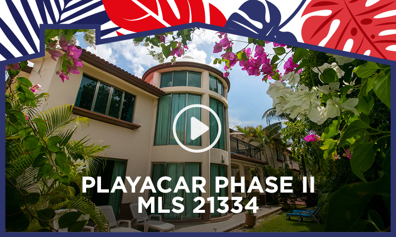 Spacious House In Playacar Phase II