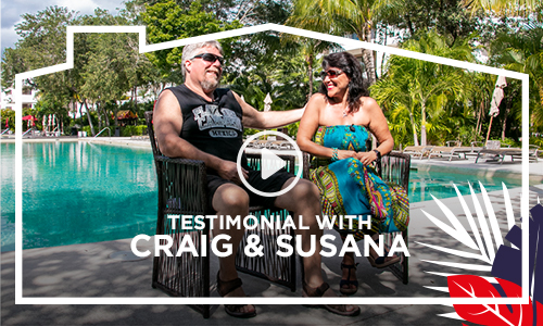 Testimonial with Craig and Susana