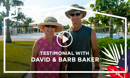 Testimonial David and Barb Baker