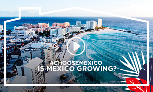 Is Mexico growing economically?