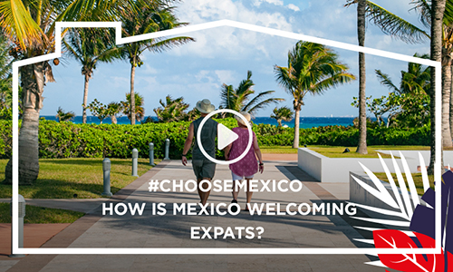 How is Mexico welcoming expats?