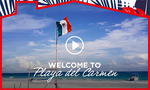 Welcome to Playa del Carmen